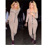 omx205-l-610x610-jumpsuit-kylie+jenner-summer-summer+outfits-spring-suede-tan-nude-khaki-jumper-bodysuit-casual-fashion